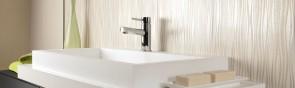 Оригинальный дизайн плитки в ванной комнате