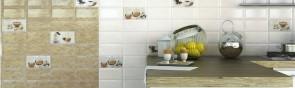 Как клеить кафельную плитку на стены кухни?