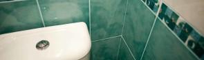 Расчет керамической плитки для туалета