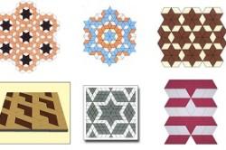 Варианты мозаики.