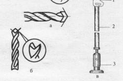 Схема сверления кафеля