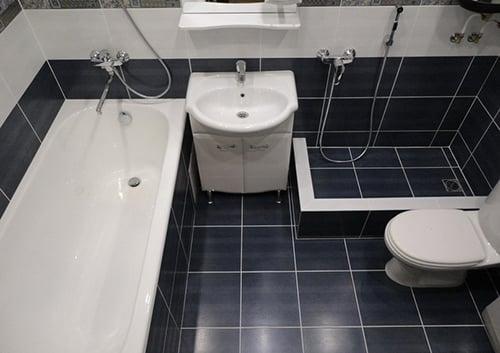 Как подобрать плитку в ванную