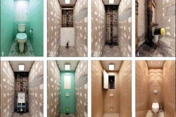 Ремонт типового туалета