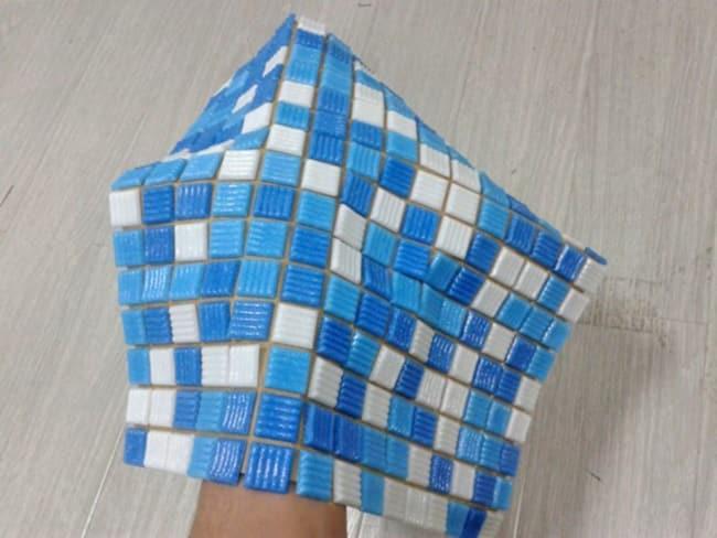 Мозаичная кафельная плитка