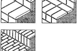 Варианты кладки плитки на ступени
