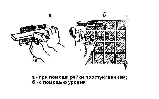 Как положить кафель в ванной своими руками видео 3