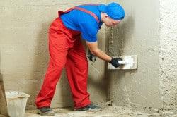 Выравнивание стен в ванной комнате перед укладкой плитки