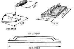 Инструменты для удаления затирки