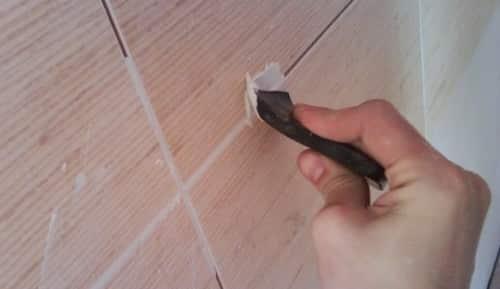 Как сделать затирку для плитки