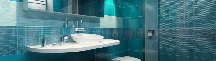 Как организовать красивый дизайн кафельной плитки в ванной комнате