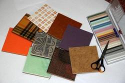 Образцы керамической плитки