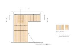 Детальный план укладки плитки