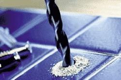 Как просверлить плитку