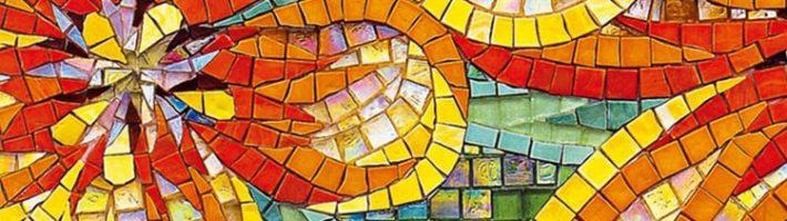 Как сделать мозаику своими