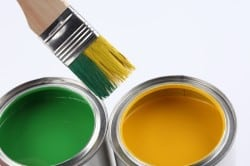 Можно ли покрасить кафельную плитку