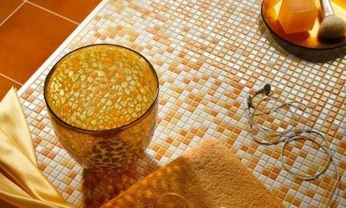 Выкладка мозаики